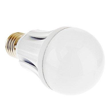 E27 6.5-7W 18X5730Smd 500-550Lm 3000K Warm White Light Led Globe Bulb (110-240V)