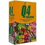 Fruit & Veg Feeder Plant Food Vitax Q4 0.9kg Flowers and Roses Fertilizer