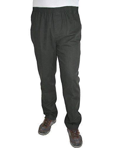 Luigi Morini -  Jeans  - straight - Basic - Uomo Anthrazit 38