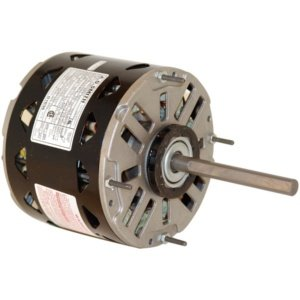 A.O. Smith Direct Drive Blower Motor 1075 Rpm 115 Volts
