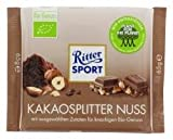 Ritter Sport - Bio Cocoa Slivers & Nuts Chocolate - 65gr