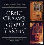 Craig Cramer Plays Two Gober Organs in Canada