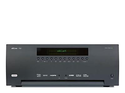 Arcam AVR750 7.1 AV Reciever with 4K Capability (Black) from Arcam