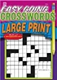 Easy Going Crosswords Large Print Magazine