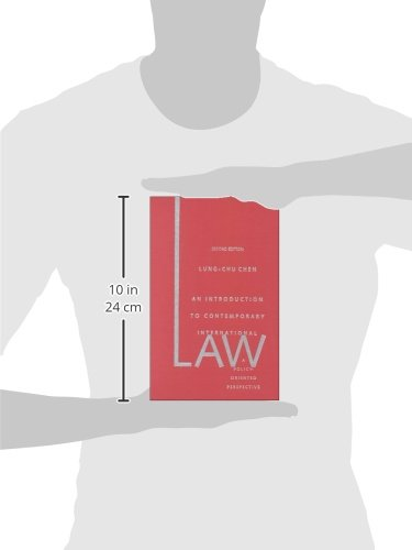 An Introduction to Contemporary International Law: A Policy-Oriented Perspective; Second Edition