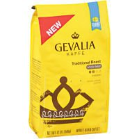 Gevalia Kaffe Coffee Traditional Roast Whole Bean, 12 oz. (Pack of 2) (Coffee Gevalia Whole Bean compare prices)