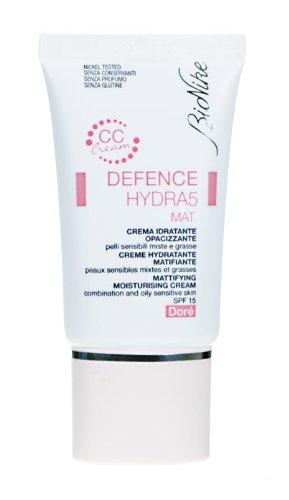 Bionike defence hydra5 mat crema idratante opacizzante DORE'