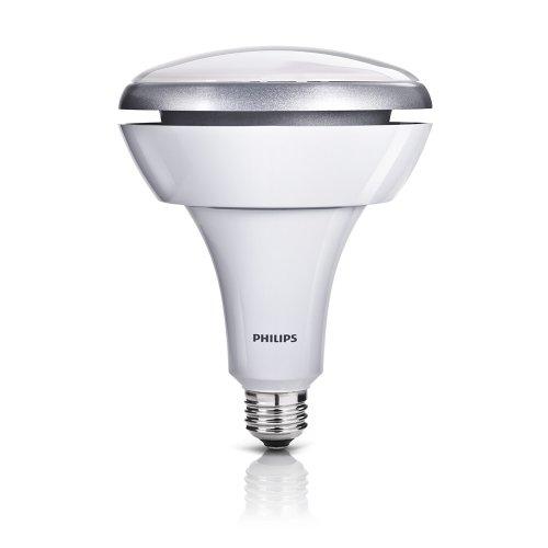Led Flood Lights Indoors : Philips watt br led indoor flood