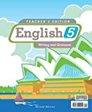 English 5 for Christian Schools Writing and Grammar