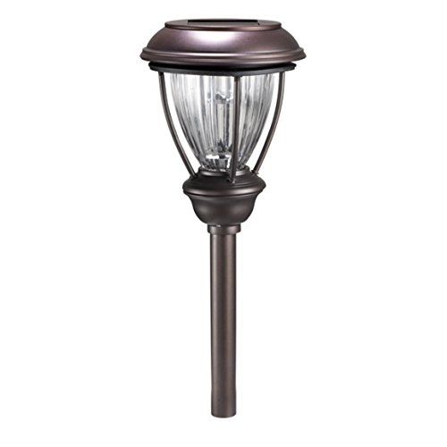 6 pack westinghouse chesapeake solar led stake light bronze home garden li. Black Bedroom Furniture Sets. Home Design Ideas