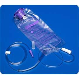Covidien Medical Supply Kangaroo 924 Enteral Feeding Bag Set 500Ml - 1