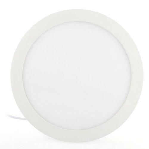 SODIAL(R) 15W LED 2835 SMD Panel Lampe Einbauleuchte Deckenleuchte Dimmbar 3000K Warmweiss