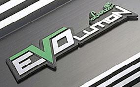 Evolution Series Amps