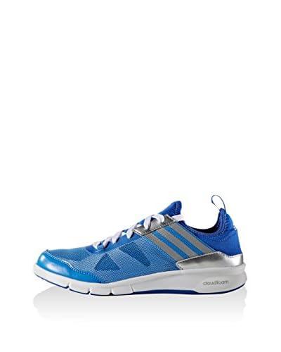 adidas Sneaker Niya Cloudfoam blau