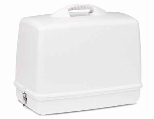 SINGER 611.BR Universal Hard Carrying Case for Most Free-Arm Sewing Machines