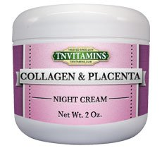 Collagen & Placenta Cream - 2 Oz.