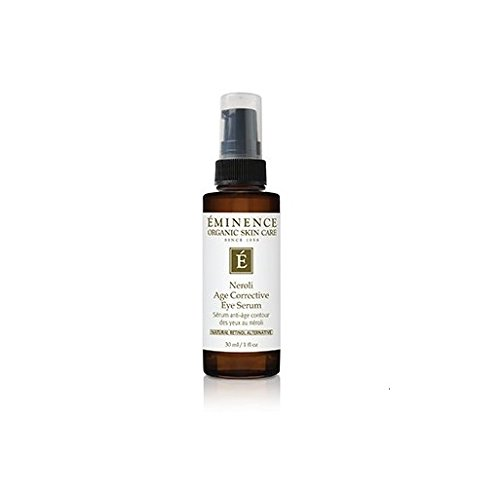 Eminence Organic Skincare Neroli Age Corrective Eye Serum, 1 Fluid Ounce (Skincare Eye Cream compare prices)