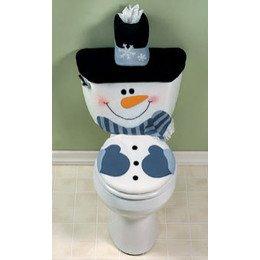 31e2NXB5orL Decoração de Natal: Como decorar o lavabo ou banheiro.