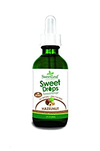 SweetLeaf Hazelnut Liquid Stevia, 2 Ounce Bottle