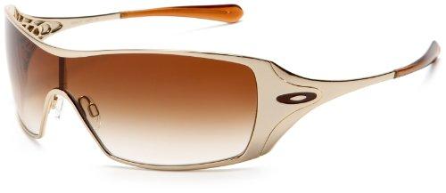 oakley gold frame sunglasses  Oakley Liv
