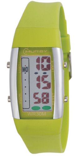 Fashion Multi-Color Expedition Rugged Digital Sport Unisex Led Watch Gift Mr-8513-2