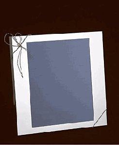 Vera Wang 8x10 Love Knots Photo Frame