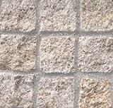 サビ 御影石 半 ピンコロ 石材 (27個入り) ガーデニング 舗石