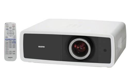 Sanyo Plv-1080Hd High Definition 1080P Lcd Home Theater Projector