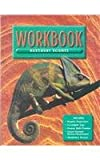 Harcourt Science Grade 4 Units A-F Workbook