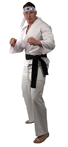 Karate Kid Daniel - San Adult Standard Costume
