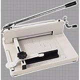 ペーパーカッター 400枚ペーパーカッター 紙裁断機 大量の用紙裁断するには最適です用紙切断 紙裁断機