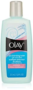 Olay Oil Minimizing Toner, 7.20-Ounce (Pack of 2)