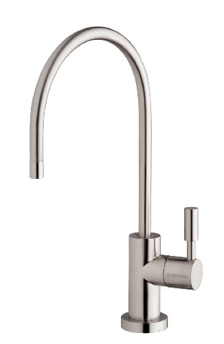 Everpure EV9000-94 Designer Series Drinking Water Faucet, Brushed Nickel