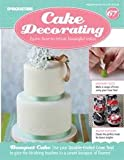 DeAgostini Cake Decorating Magazine + Free Gift issue 67