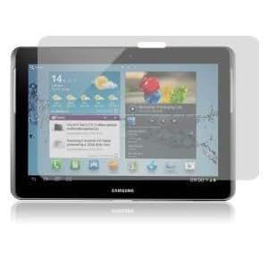 """2 Films protection écran transparent pour Samsung Galaxy Tab 2 10.1"""" P5110/P5100"""
