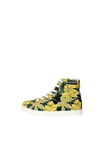 Docksteps DSJ101960 Sneakers Bambino Tessuto Giallo Giallo 27