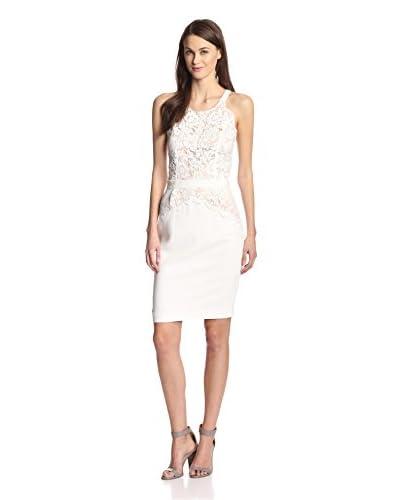 Aijek Women's Drifter Lace Sheath Dress