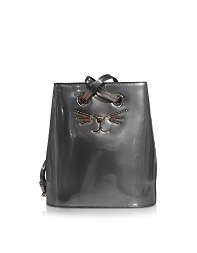 charlotte-olympia-womens-l001020040-silver-patent-leather-shoulder-bag