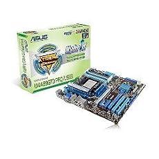 ASUSTek マザーボード AMD SocketAM3/DDR3メモリ対応 ATX M4A89GTD PRO/USB3
