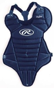 Rawlings 12P1 Little League Chest Protector (Ages: 12-16) Black by Rawlings