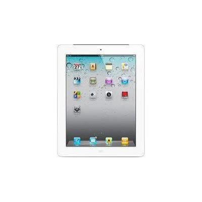 Apple iPad 2 MC987LL/A Tablet (64GB, Wifi + Verizon 3G, White) NEWEST MODEL