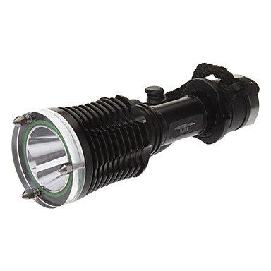 Xs Nage Single-Mode Cree Xm-L T6 Led Diving Flashlight (1000Lm, 1X18650, Black)