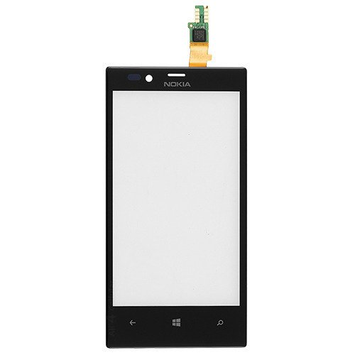 Digitizer For Nokia Lumia 720 Touch Screen Glass Replacement New Usa + Pry Tools