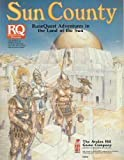 Sun County: RuneQuest Adventures in the Land of the Sun (1560380500) by Michael O'Brien