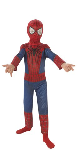 Amazing Spider-man 2 Classic Costume -Large 7/8 Years