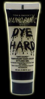 Manic Panic - Temporary Hair Colour Styling Gel - Dye Hard Virgin 50ml