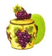 KITCHEN SCRUB,SPONGE HOLDER GRAPE TUSCANY (Grapes Decoration For The Kitchen compare prices)
