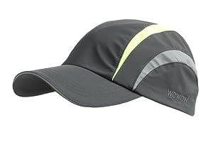 Wowow Dark 2.0 Baseball Cap Grey/Yellow 60cm