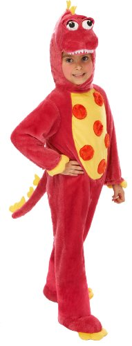 Just Pretend Kids Dino Girl Animal Costume, Large