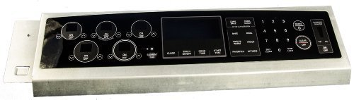 LG Electronics 383EW1N006H Electric Range Touchpad and Control Panel by LG Electronics (Lg Stove Control Panel compare prices)